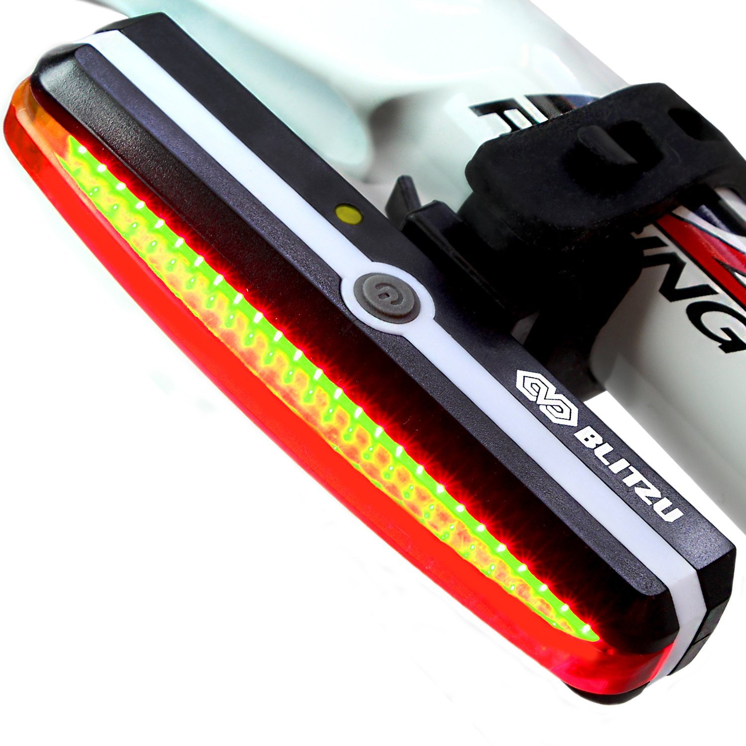 High Intensity Red LED Bike Light